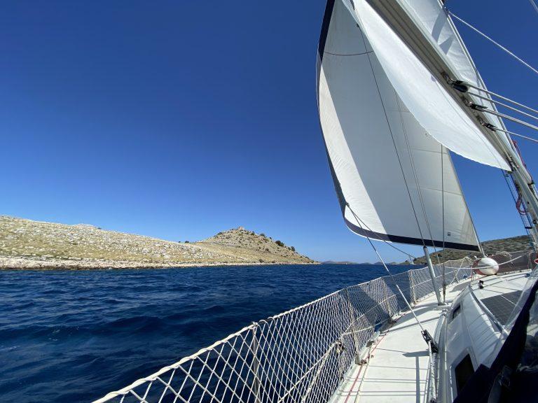 vacanze in Croazia in barca a vela